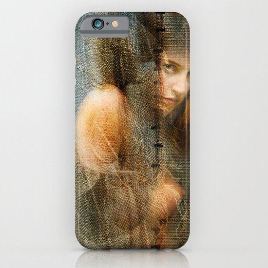 Shyness iPhone & iPod Case