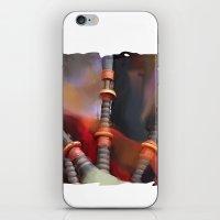 The Piper iPhone & iPod Skin