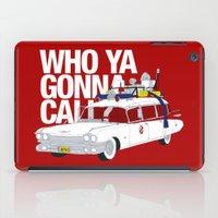 Ghostbusters iPad Case