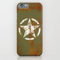 Distressed Star iPhone 6 Slim Case