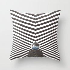 Vast Throw Pillow