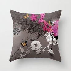 Romantic Throw Pillow