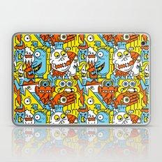 monster squad Laptop & iPad Skin
