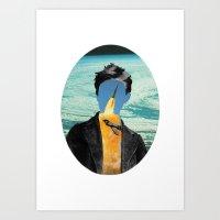 Voyant Art Print