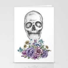 The Birth of Death II Stationery Cards