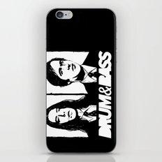 Nirvana DNB iPhone & iPod Skin