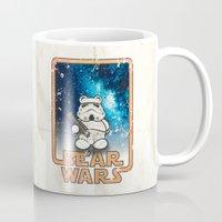 Bear Wars Vintage - Bear Trooper Mug