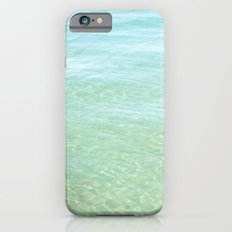 Glisten Shimmering Waves iPhone 6 Slim Case