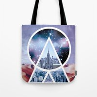 DREAMCITY Tote Bag