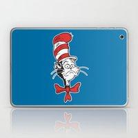 The Grumpy Hat Laptop & iPad Skin