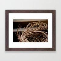 Nido Framed Art Print