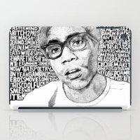 Gambino iPad Case