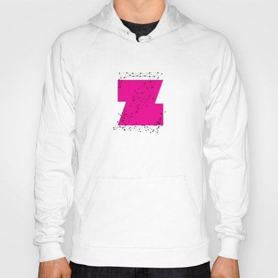 Z (abstract geometrical type) Hoody
