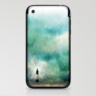 iPhone & iPod Skin featuring Tybee Island Lighthouse … by Ginkelmier
