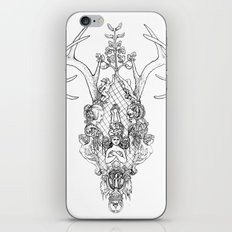 Love in Dangerous Places iPhone & iPod Skin