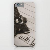 from paris... iPhone 6 Slim Case
