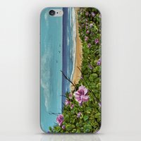 Montauk iPhone & iPod Skin