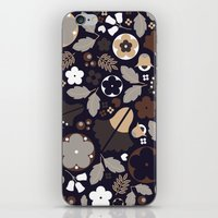 MCM Woodland iPhone & iPod Skin
