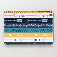 iPad Case featuring Pattern QUATTRO by Farsidian