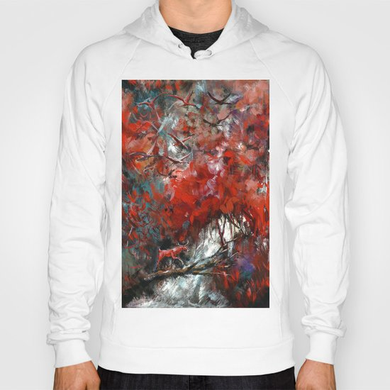 kızıl orman Hoody