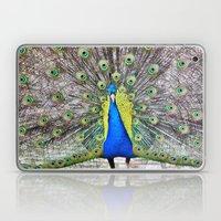 Peacock Display Laptop & iPad Skin