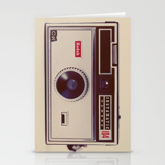 Instamatic Stationery Card