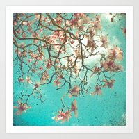 The Hanging Garden Art Print