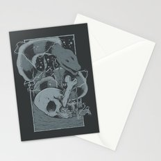 Eelectric Stationery Cards