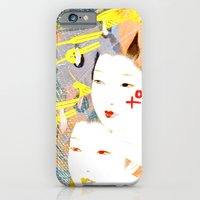 iPhone & iPod Case featuring SYNTHESIZE by Olive Primo Design + Illustration