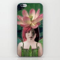 Lotus Dreamer iPhone & iPod Skin