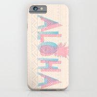 Vintage Aloha  iPhone 6 Slim Case