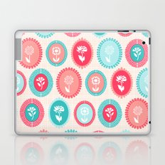 Kitsch Cameo Flora Laptop & iPad Skin