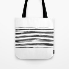 Belted Tote Bag