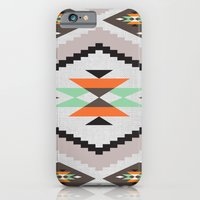 iPhone & iPod Case featuring Navajo by Priscila Peress