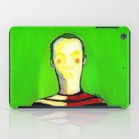 HIDDEN FACE iPad Case