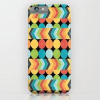 Retro Color Play iPhone 6 Slim Case