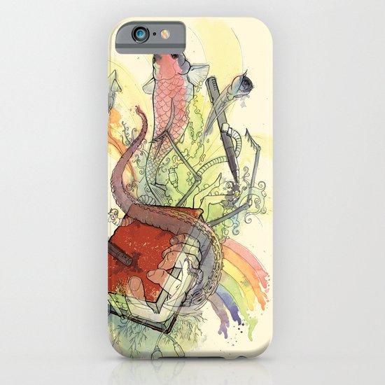 Sketchbook Life iPhone & iPod Case