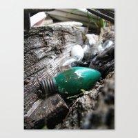 X-mas Light Canvas Print