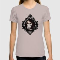 Sweet Transvestite with Frame :: Rocky HorrorPicture Show Fan Art Womens Fitted Tee Cinder SMALL