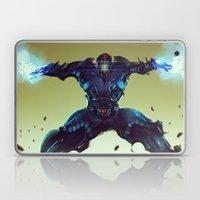 SubZero 00 Laptop & iPad Skin