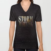Storm Warning Unisex V-Neck