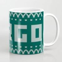Fargo Sweater Mug