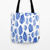 feuille Tote Bag