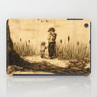 Do You See Them? iPad Case