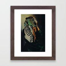 spirit they've vanished Framed Art Print