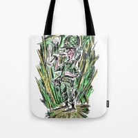 Where's The Beach ? Tote Bag