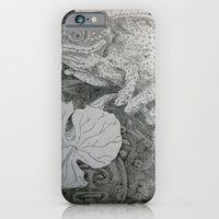 iPhone & iPod Case featuring Lost City by Joshua James Stewart