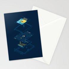 Blueprint Waka-Waka Stationery Cards