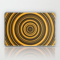 Orbis (On Brown) Laptop & iPad Skin