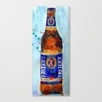 Foster's Beer - Australian Canvas Print